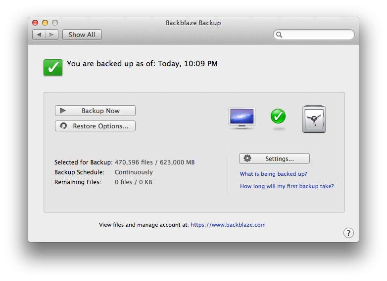 Backups Rakhim Org